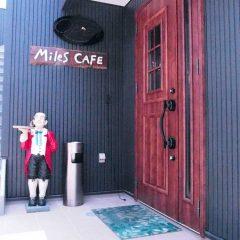 マイルスカフェ入口